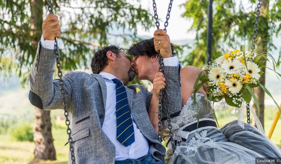 Il matrimonio di Monica e Gianluca a Reggio nell'Emilia, Reggio Emilia