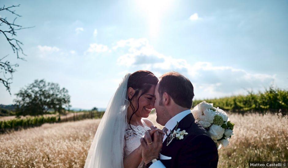 Il matrimonio di Andrea e Vincenza a Siena, Siena