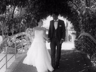 Le nozze di Deborah e Cedric