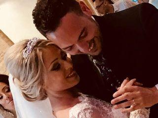Le nozze di Angela Pia e Vincenzo