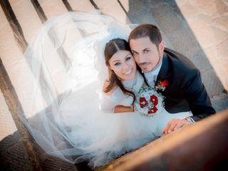 Le nozze di Christian e Luisella