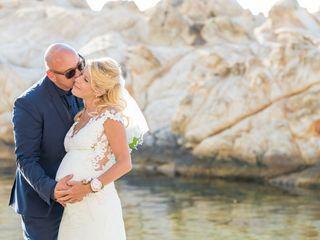 Le nozze di Linda e Antonio