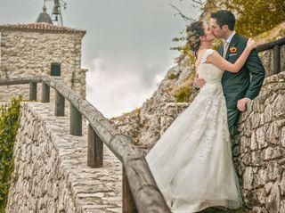 Le nozze di Enrico Carlo e Albertina