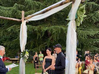 Le nozze di Ayesha  e Cristiano  2