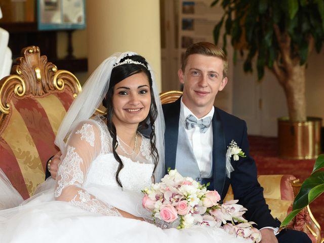 Le nozze di Romina e Kevin