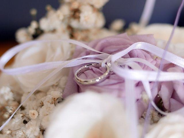 Il matrimonio di Cedric e Deborah a Provaglio d'Iseo, Brescia 5