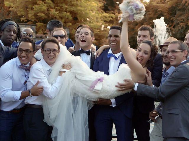 Il matrimonio di Cedric e Deborah a Provaglio d'Iseo, Brescia 18