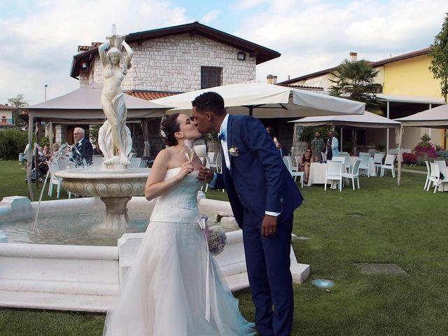 Il matrimonio di Cedric e Deborah a Provaglio d'Iseo, Brescia 20
