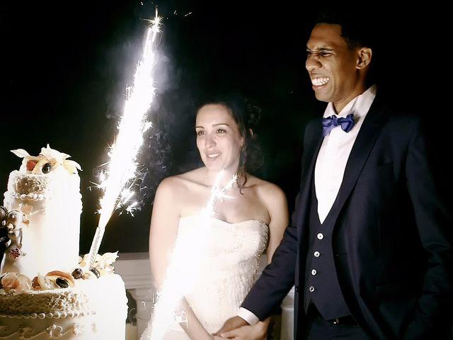 Il matrimonio di Cedric e Deborah a Provaglio d'Iseo, Brescia 22