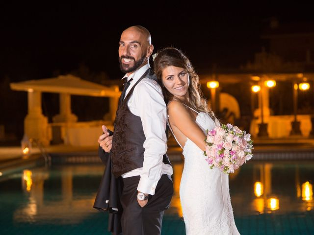 Le nozze di Claudia e Gianluigi