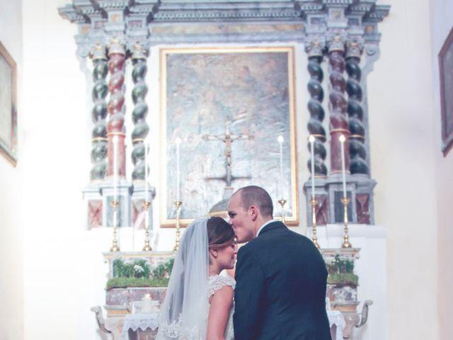 Il matrimonio di Sergio e Eleonora a Cefalù, Palermo 1