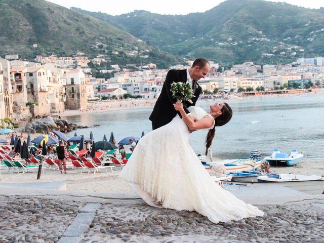 Il matrimonio di Sergio e Eleonora a Cefalù, Palermo 17