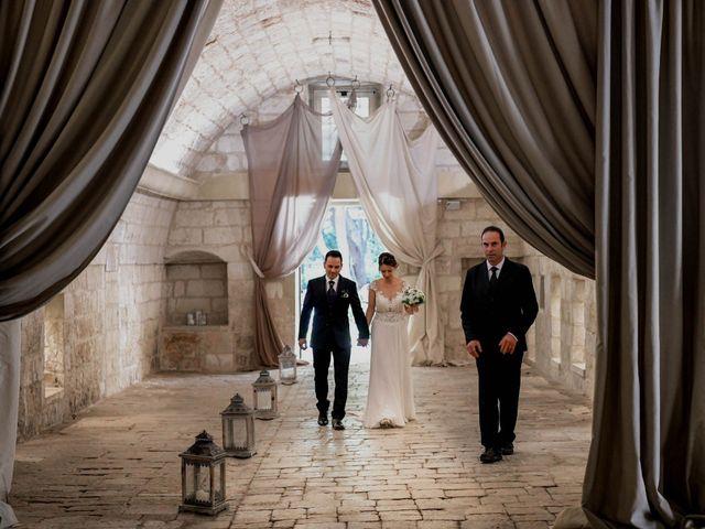 Il matrimonio di Mauro e Donatella a Carpignano Salentino, Lecce 13