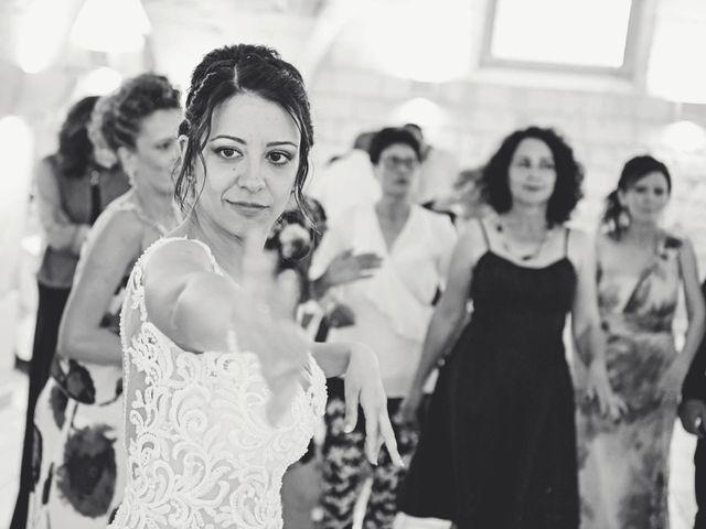 Il matrimonio di Mauro e Donatella a Carpignano Salentino, Lecce 22