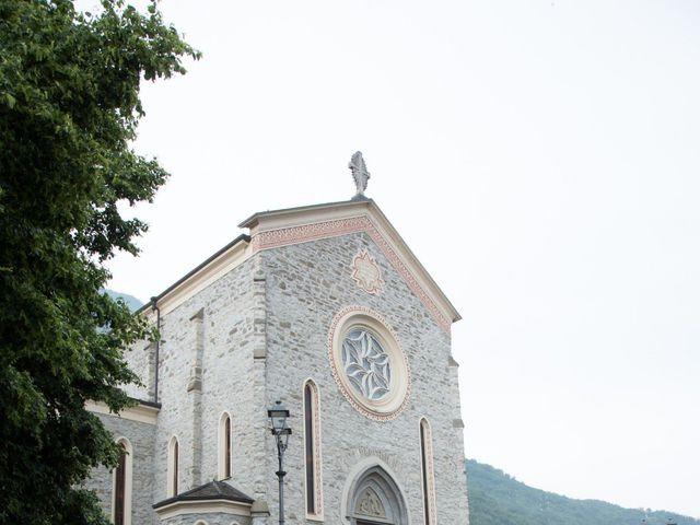 Il matrimonio di Raffaele e Eleonora a Pescate, Lecco 17