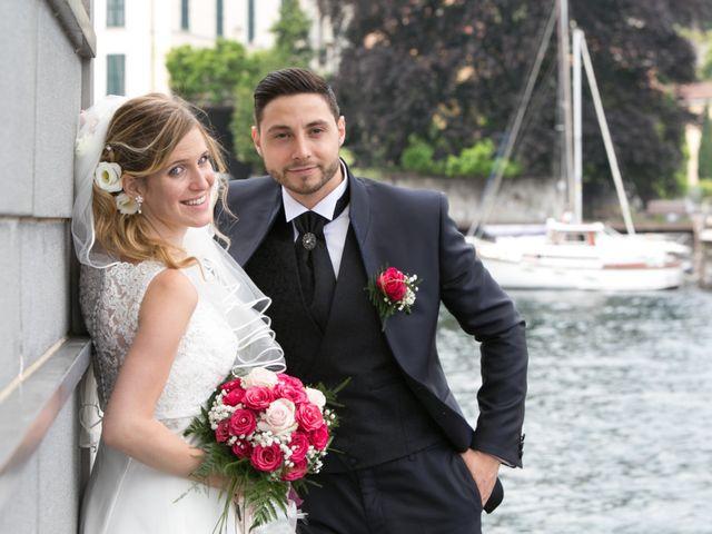 Il matrimonio di Raffaele e Eleonora a Pescate, Lecco 22