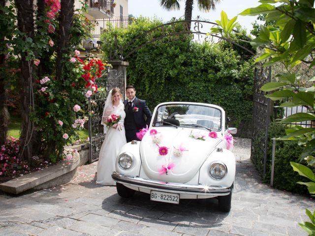 Il matrimonio di Raffaele e Eleonora a Pescate, Lecco 23