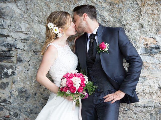 Il matrimonio di Raffaele e Eleonora a Pescate, Lecco 1
