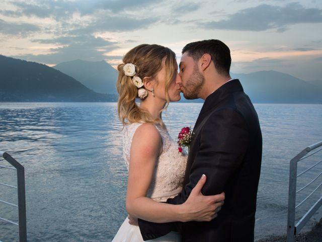 Il matrimonio di Raffaele e Eleonora a Pescate, Lecco 32