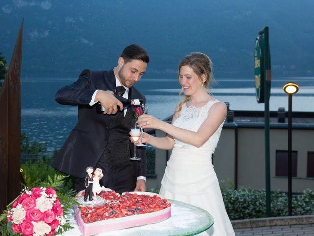 Il matrimonio di Raffaele e Eleonora a Pescate, Lecco 34