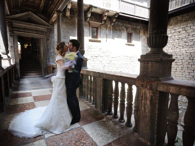 Il matrimonio di Giovanni e Arianna a Trento, Trento 2