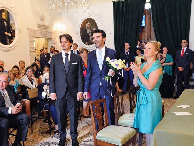 Il matrimonio di Giovanni e Arianna a Trento, Trento 4