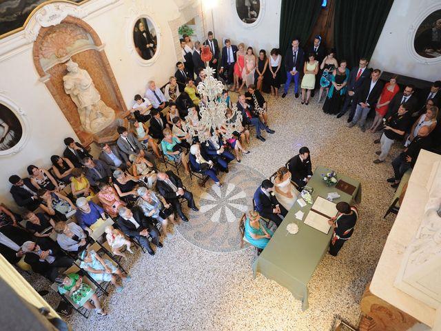 Il matrimonio di Giovanni e Arianna a Trento, Trento 5