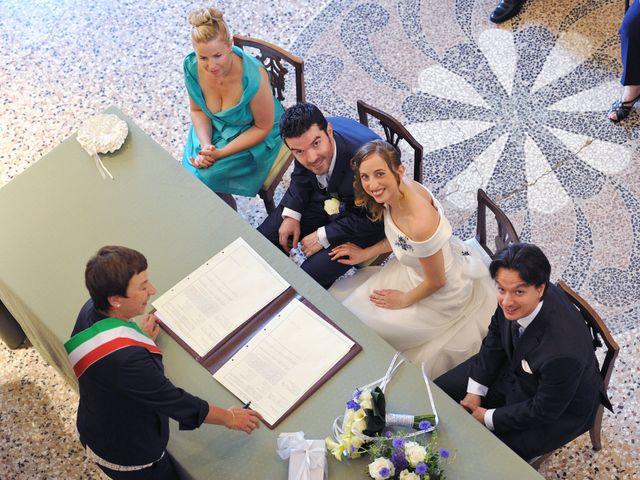 Il matrimonio di Giovanni e Arianna a Trento, Trento 6