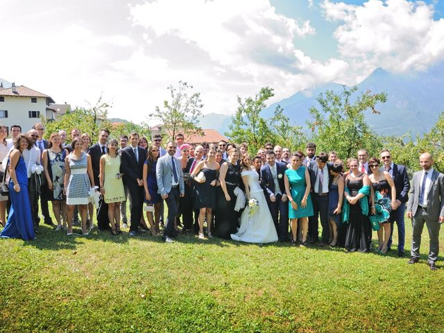Il matrimonio di Giovanni e Arianna a Trento, Trento 7