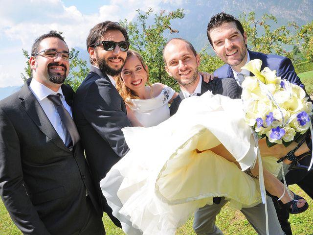 Il matrimonio di Giovanni e Arianna a Trento, Trento 8