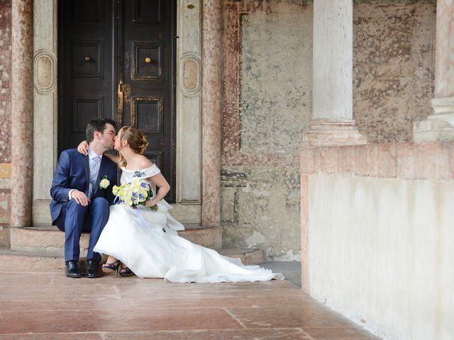 Il matrimonio di Giovanni e Arianna a Trento, Trento 13