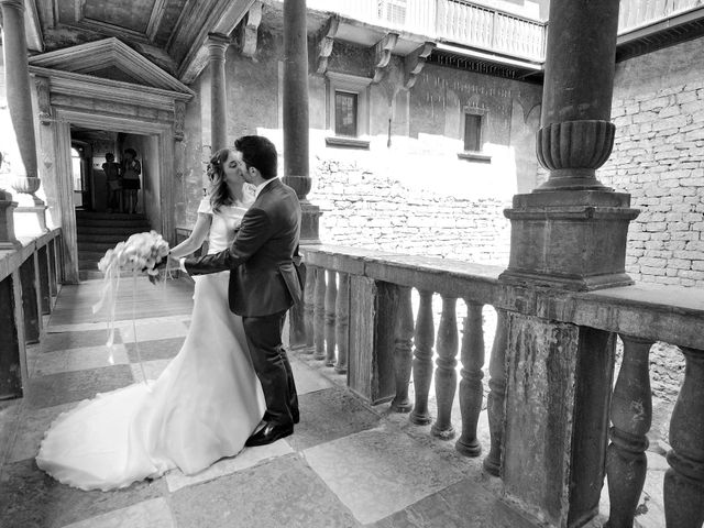Il matrimonio di Giovanni e Arianna a Trento, Trento 14