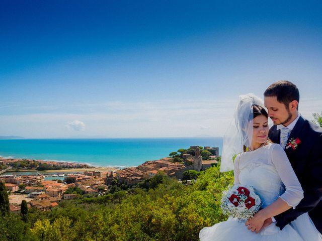 Il matrimonio di Luisella e Christian a Grosseto, Grosseto 16