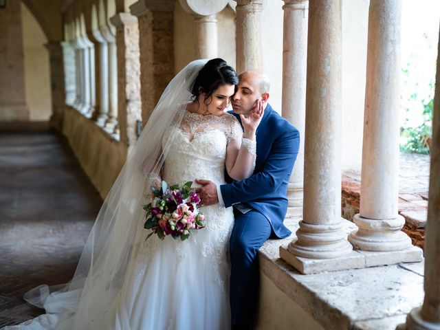 Il matrimonio di Mirko e Irene a Sezze, Latina 17