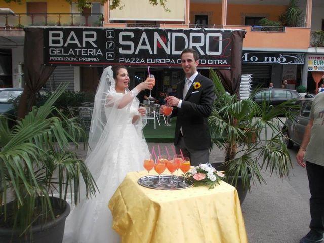 Il matrimonio di Albertina e Enrico Carlo a Oliveto Citra, Salerno 5
