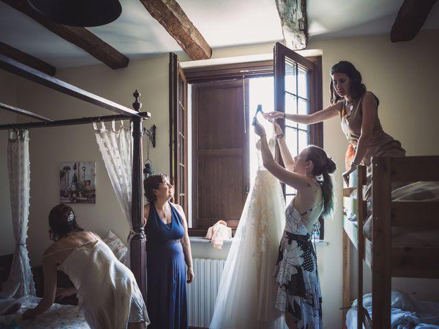 Il matrimonio di Jonathan e Marina a Angera, Varese 14