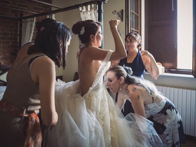 Il matrimonio di Jonathan e Marina a Angera, Varese 15