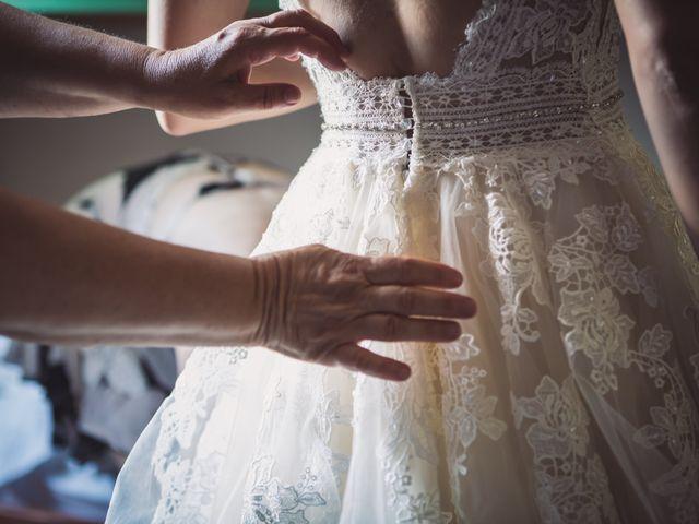 Il matrimonio di Jonathan e Marina a Angera, Varese 16