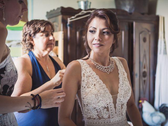 Il matrimonio di Jonathan e Marina a Angera, Varese 17