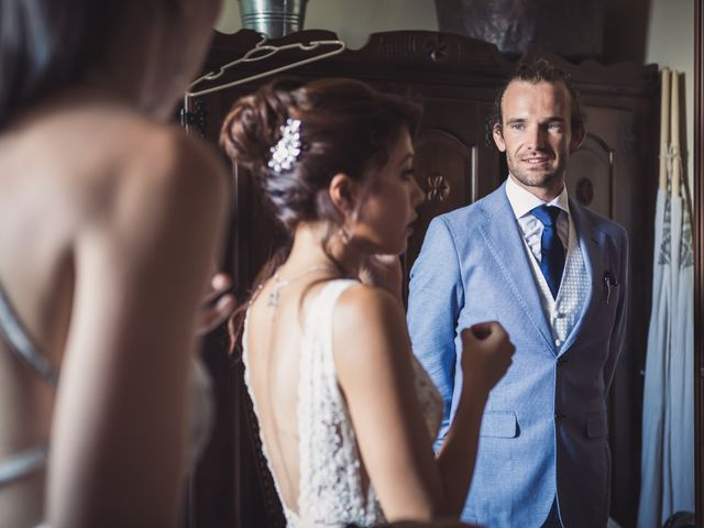 Il matrimonio di Jonathan e Marina a Angera, Varese 18