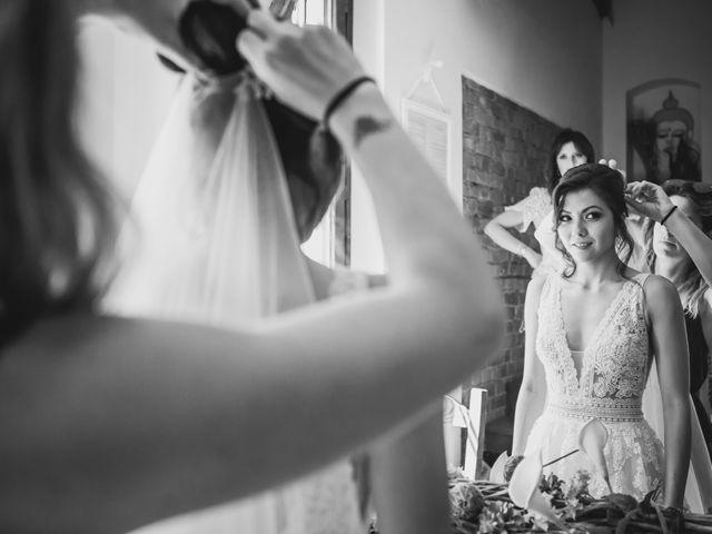 Il matrimonio di Jonathan e Marina a Angera, Varese 21