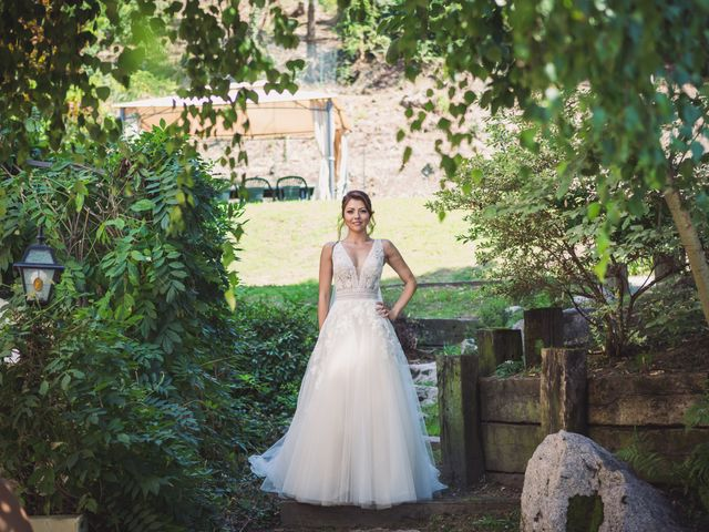Il matrimonio di Jonathan e Marina a Angera, Varese 24