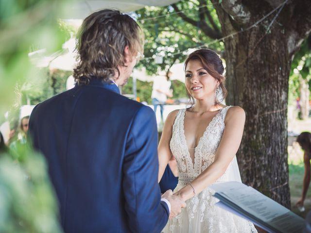 Il matrimonio di Jonathan e Marina a Angera, Varese 39