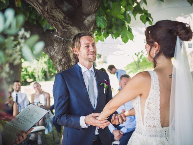 Il matrimonio di Jonathan e Marina a Angera, Varese 40