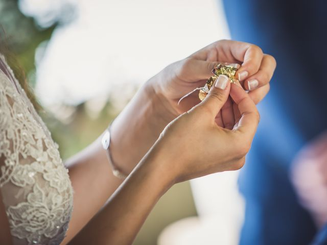 Il matrimonio di Jonathan e Marina a Angera, Varese 43
