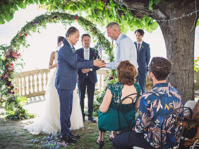 Il matrimonio di Jonathan e Marina a Angera, Varese 44