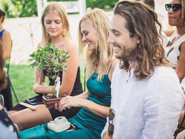 Il matrimonio di Jonathan e Marina a Angera, Varese 45