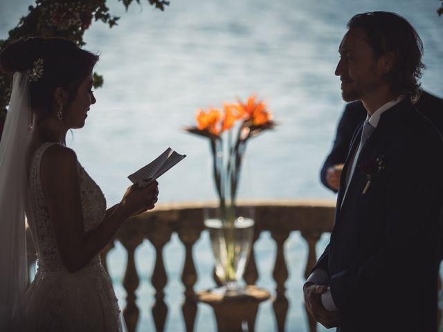 Il matrimonio di Jonathan e Marina a Angera, Varese 46