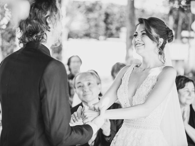 Il matrimonio di Jonathan e Marina a Angera, Varese 47