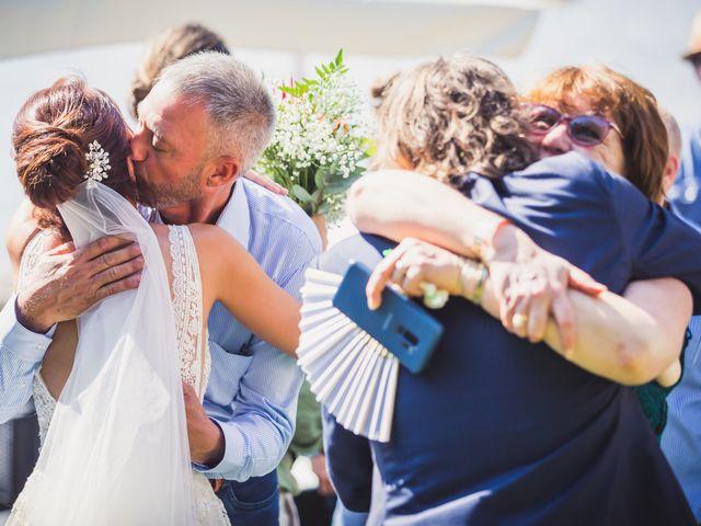 Il matrimonio di Jonathan e Marina a Angera, Varese 53